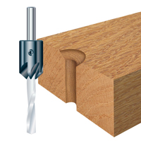 countersinks without drill bit