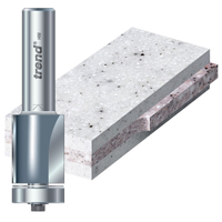 solid surface router cutters