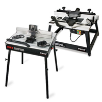 spares router tables