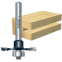 trade biscuit jointer router cutters