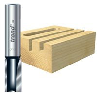 trade straight router cutters