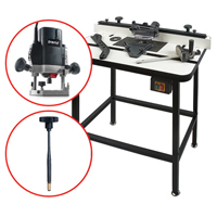 workshop router table deal