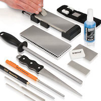 sharpening & tool care
