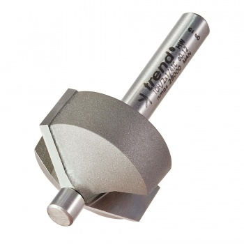 10H/2X1/4TC - Pin guided chamfer bevel cutter 30 degrees