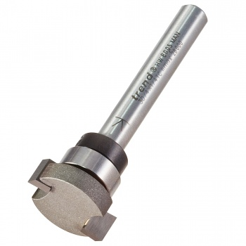 30/4X1/4TC - Undercut router cutter