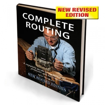 BOOK/CR - Complete Routing Book New Revised Edition