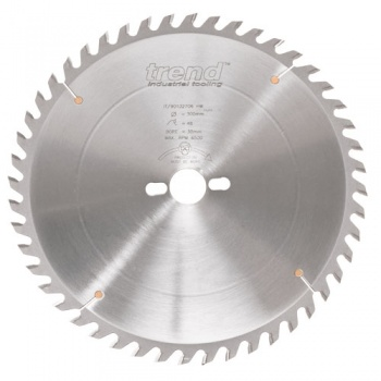 IT/90103006 - MW-Trim and Crosscut sawblade 450X30X66T