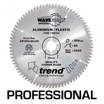 AP/190X60X30 - Saw blade alloy or plastic 190mm x 60 teeth x 30mm