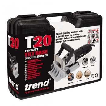 CASE/T20 - Carry case for T20 biscuit jointer