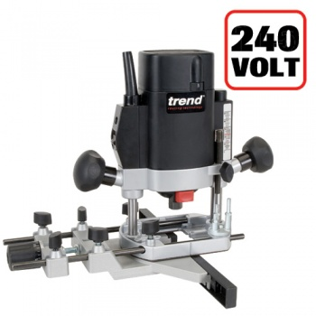 T5EB - 1000W 1/4'' Variable Speed Router 240V - UK sale only