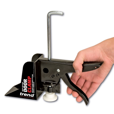 D/CLAMP/A - Door clamp ratchet type