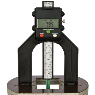 GAUGE/D60 - Digital depth gauge 60mm jaw - UK Sale only