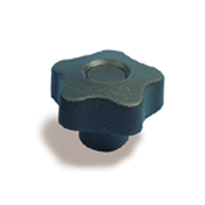 KB10/F/10 - Lobe knob M10 Female 2 off
