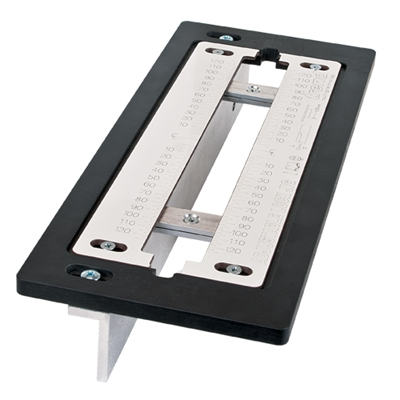 LOCK/JIG/B - Adjustable trade lock jig