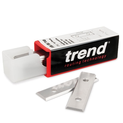 RB/B/10 - Rota-Tip blade 49.5x12x1.5mm ten off
