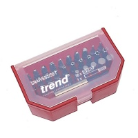 SNAP/SB2/SET - Trend Snappy screwdriver bit set 31 pieces