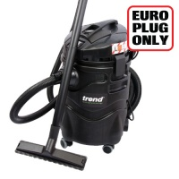 T31A/EURO - Wet & Dry Extractor 1400W 230V Euro plug - Authorised distributors only