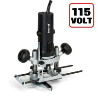 T4ELK - 850W 1/4'' Variable Speed Router 115V - UK sale only