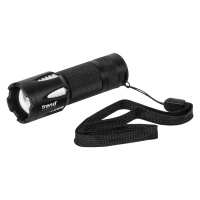 TCH/PO/G12R - Torch LED pocket rechargeable 200 lumens - UK sale only