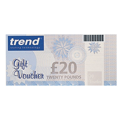 VOUCH/20GBP - Gift Voucher 20 Pounds