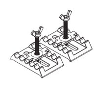 WP-CNCM/033/1 - CNC mini clamp set large