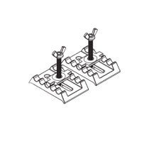 WP-CNCM/033/2 - CNC mini clamp set small
