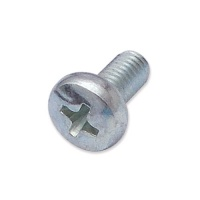 WP-SCW/44 - M5 x 10mm pan Pozi machine screw