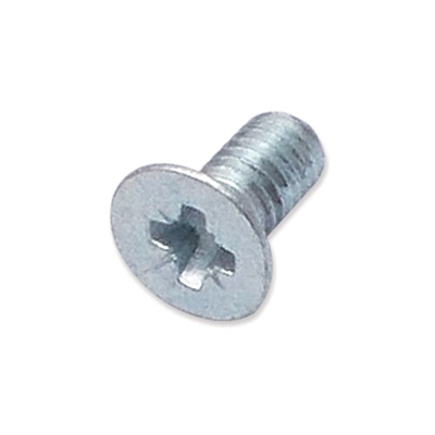 WP-SCW/54 - M4 x 8mm countersunk Pozi machine screw