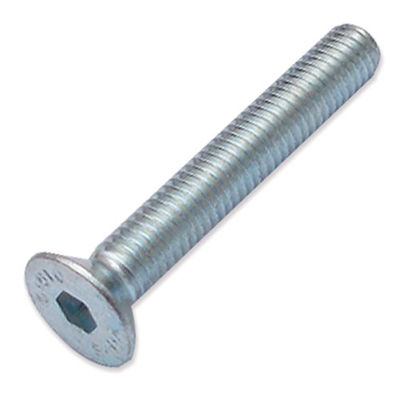 WP-SCW/81 - M6 x 40mm countersunk socket machine screw