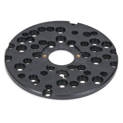 UNIBASE - Universal Sub-base with pins and bush