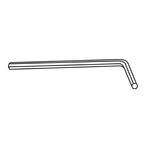AK/4 - Hex key 4mm A/F