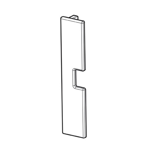WP-PRT/16 - PRT cheek End cap