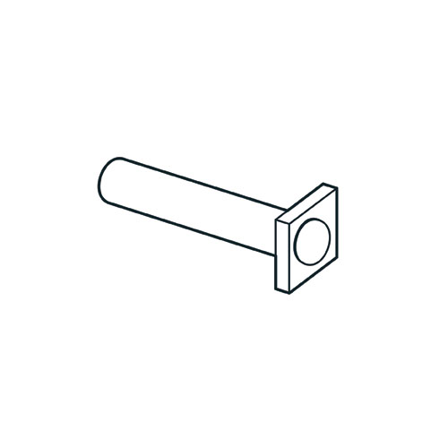 WP-PRT/49 - PRT cheek T slot bolt M8X27mm