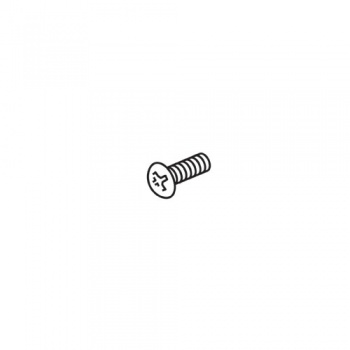 WP-T2/051 - Machine screw pan M4 x 8mm Pozi T2