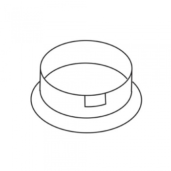 WP-T30/048 - Hose adapter click ring T30