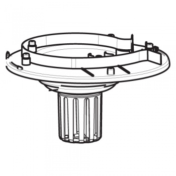 WP-T31/009 - Lower motor housing T31