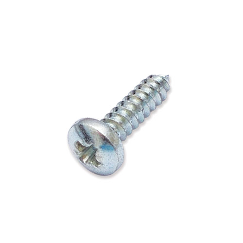 WP-SCW/108 - No.10 x 3/4 pan Pozi self tapping screw