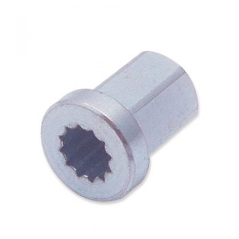 WP-T11/125A - End cap hex for stud T11 post 11/05